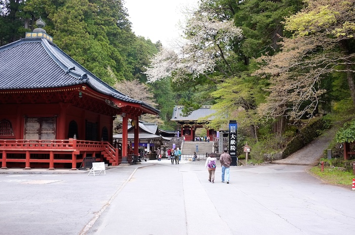 日光の社寺 / Shrines and Temples of Nikko