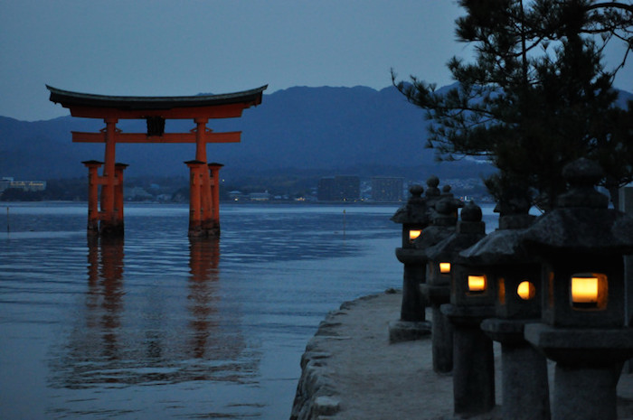 Itsukushima Shinto Shrine, Miyajima